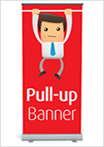 View: Pull-Up Banner Catalogue